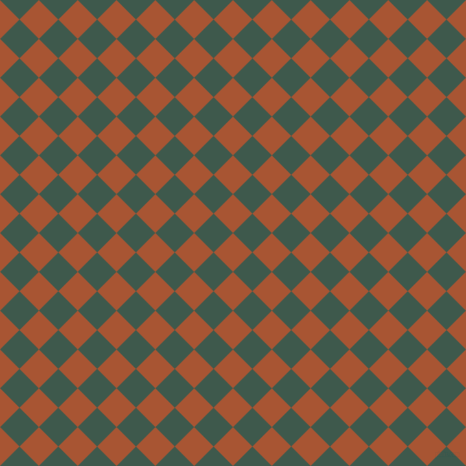 45/135 degree angle diagonal checkered chequered squares checker pattern checkers background, 40 pixel square size, , Vesuvius and Plantation checkers chequered checkered squares seamless tileable