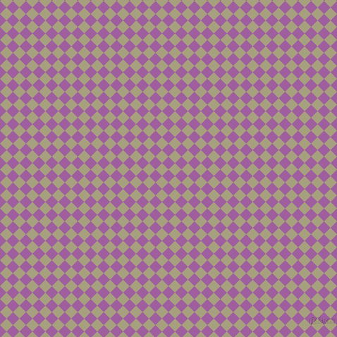 45/135 degree angle diagonal checkered chequered squares checker pattern checkers background, 13 pixel square size, , Violet Blue and Hillary checkers chequered checkered squares seamless tileable