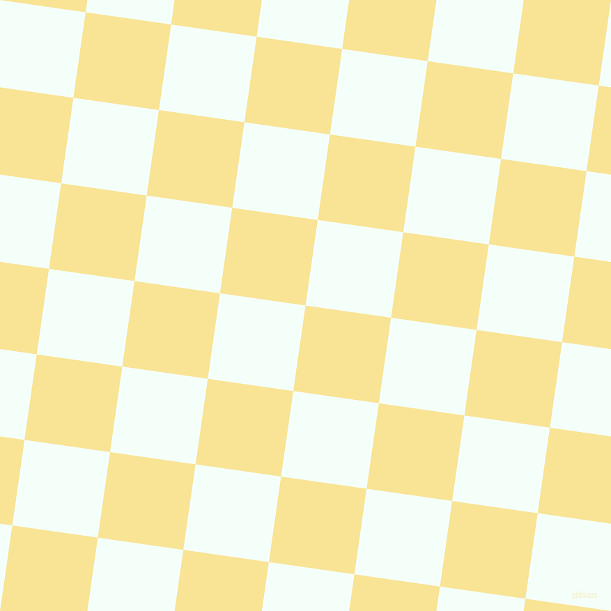 82/172 degree angle diagonal checkered chequered squares checker pattern checkers background, 124 pixel squares size, Vis Vis and Mint Cream checkers chequered checkered squares seamless tileable