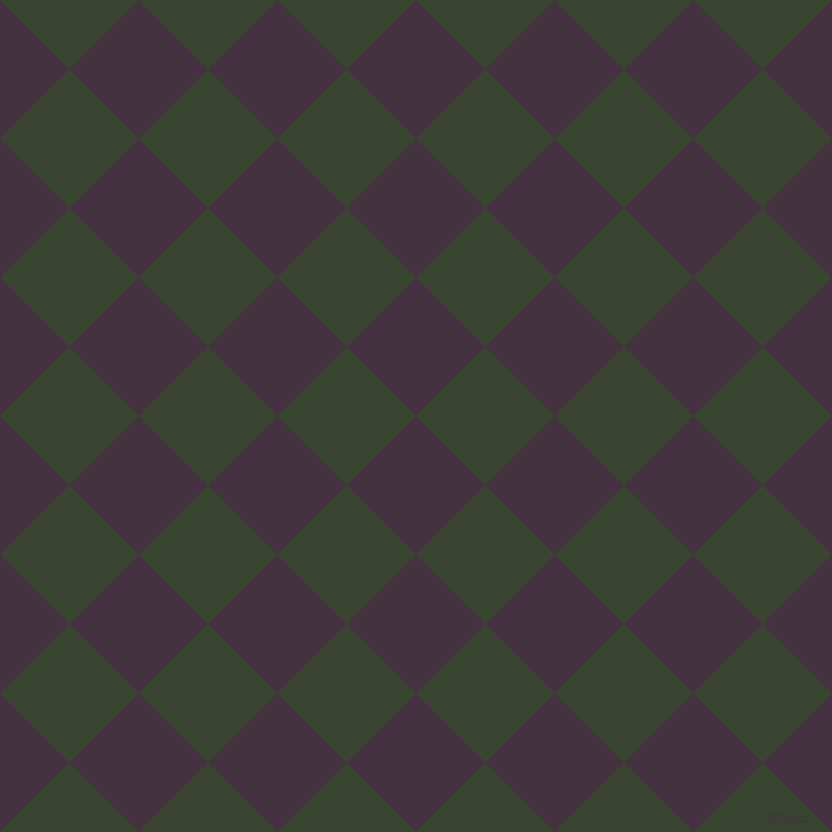 45/135 degree angle diagonal checkered chequered squares checker pattern checkers background, 88 pixel squares size, , Voodoo and Mallard checkers chequered checkered squares seamless tileable