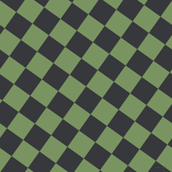 54/144 degree angle diagonal checkered chequered squares checker pattern checkers background, 67 pixel square size, , Vulcan and Highland checkers chequered checkered squares seamless tileable
