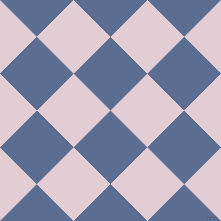 45/135 degree angle diagonal checkered chequered squares checker pattern checkers background, 173 pixel squares size, Waikawa Grey and Prim checkers chequered checkered squares seamless tileable