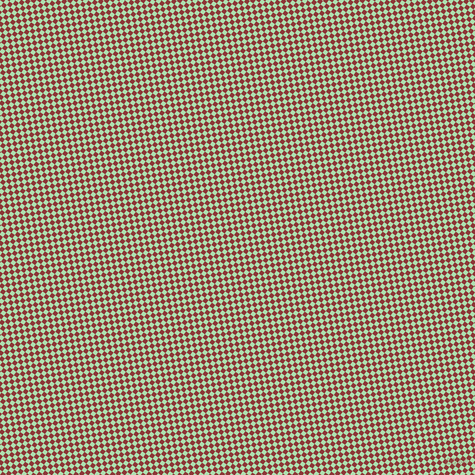 54/144 degree angle diagonal checkered chequered squares checker pattern checkers background, 6 pixel square size, , Well Read and Celadon checkers chequered checkered squares seamless tileable