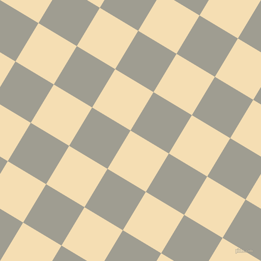 59/149 degree angle diagonal checkered chequered squares checker pattern checkers background, 91 pixel squares size, , Wheat and Dawn checkers chequered checkered squares seamless tileable
