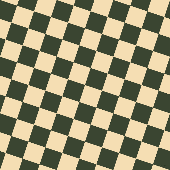 72/162 degree angle diagonal checkered chequered squares checker pattern checkers background, 76 pixel squares size, , Wheat and Mallard checkers chequered checkered squares seamless tileable