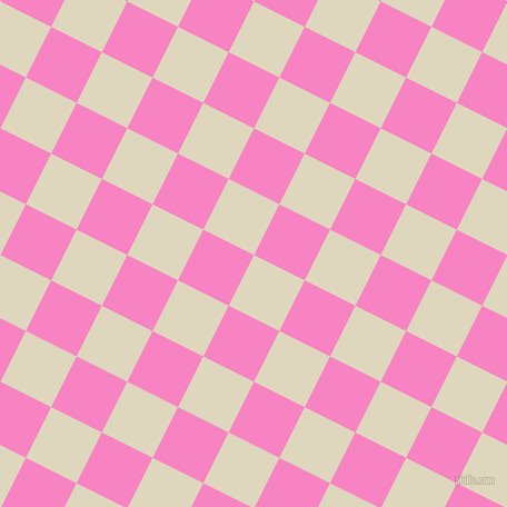 63/153 degree angle diagonal checkered chequered squares checker pattern checkers background, 51 pixel square size, , Wheatfield and Tea Rose checkers chequered checkered squares seamless tileable
