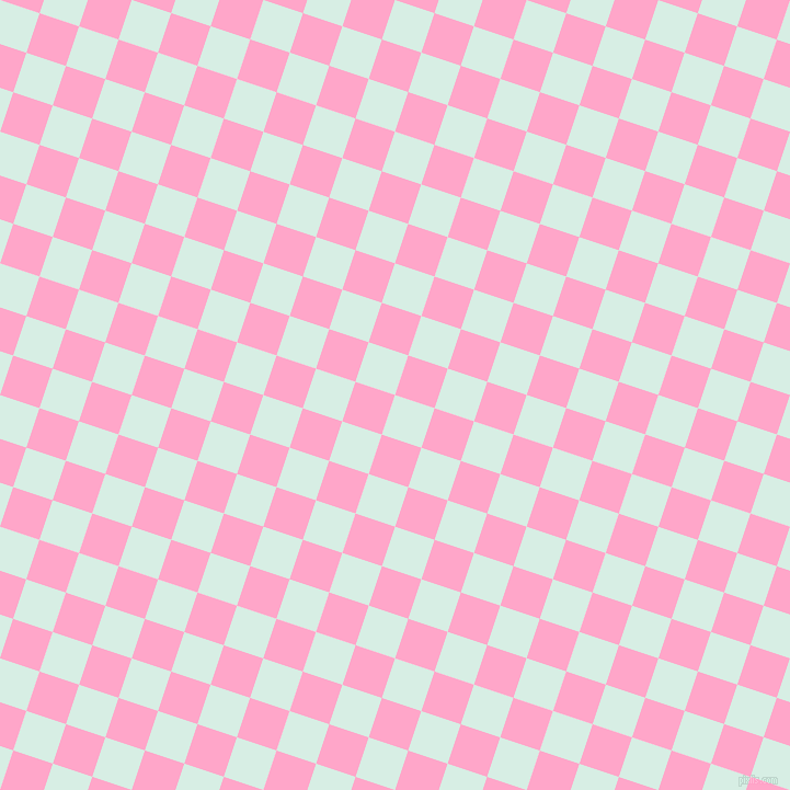 72/162 degree angle diagonal checkered chequered squares checker pattern checkers background, 38 pixel square size, , White Ice and Carnation Pink checkers chequered checkered squares seamless tileable