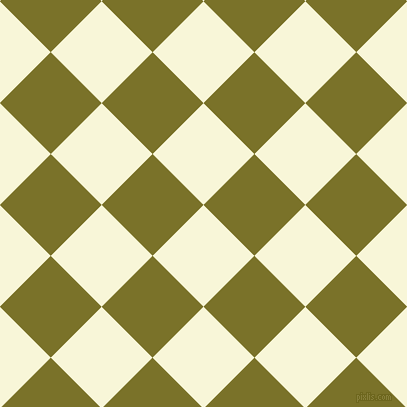 45/135 degree angle diagonal checkered chequered squares checker pattern checkers background, 72 pixel square size, , White Nectar and Pesto checkers chequered checkered squares seamless tileable