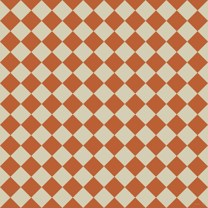 45/135 degree angle diagonal checkered chequered squares checker pattern checkers background, 48 pixel square size, White Rock and Smoke Tree checkers chequered checkered squares seamless tileable