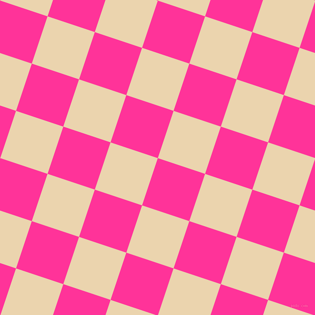 72/162 degree angle diagonal checkered chequered squares checker pattern checkers background, 102 pixel square size, Wild Strawberry and Givry checkers chequered checkered squares seamless tileable