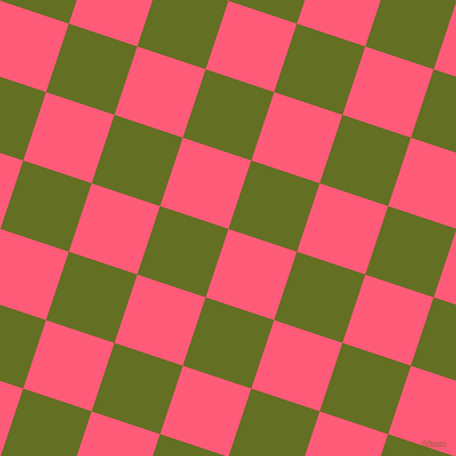 72/162 degree angle diagonal checkered chequered squares checker pattern checkers background, 102 pixel square size, , Wild Watermelon and Fiji Green checkers chequered checkered squares seamless tileable