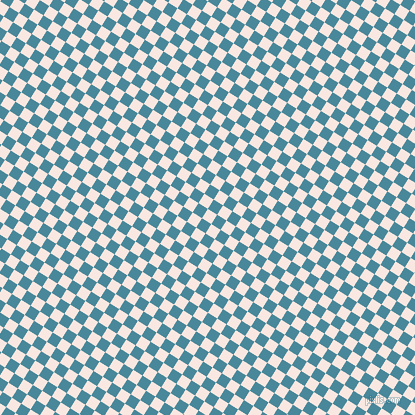 58/148 degree angle diagonal checkered chequered squares checker pattern checkers background, 11 pixel square size, , Wisp Pink and Hippie Blue checkers chequered checkered squares seamless tileable