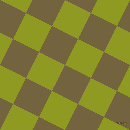 63/153 degree angle diagonal checkered chequered squares checker pattern checkers background, 101 pixel squares size, , Yellow Metal and Citron checkers chequered checkered squares seamless tileable