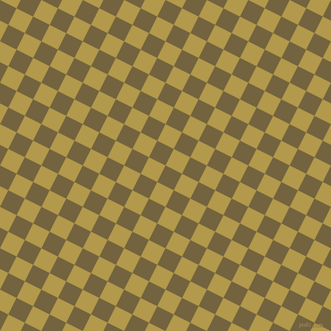 63/153 degree angle diagonal checkered chequered squares checker pattern checkers background, 27 pixel squares size, , Yellow Metal and Husk checkers chequered checkered squares seamless tileable
