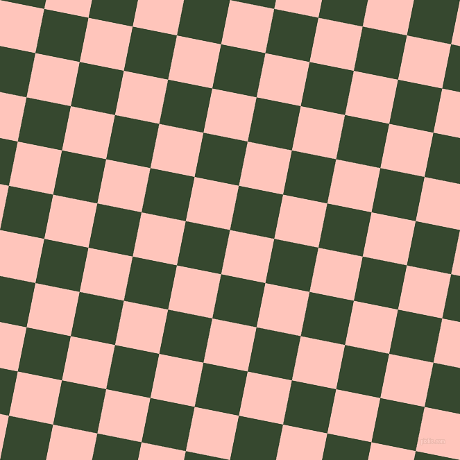 79/169 degree angle diagonal checkered chequered squares checker pattern checkers background, 65 pixel square size, , Your Pink and Palm Leaf checkers chequered checkered squares seamless tileable