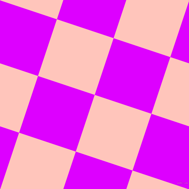 72/162 degree angle diagonal checkered chequered squares checker pattern checkers background, 198 pixel squares size, , Your Pink and Psychedelic Purple checkers chequered checkered squares seamless tileable