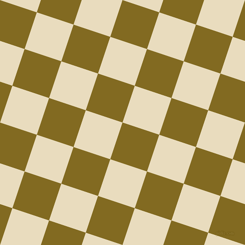 72/162 degree angle diagonal checkered chequered squares checker pattern checkers background, 76 pixel square size, , Yukon Gold and Double Pearl Lusta checkers chequered checkered squares seamless tileable