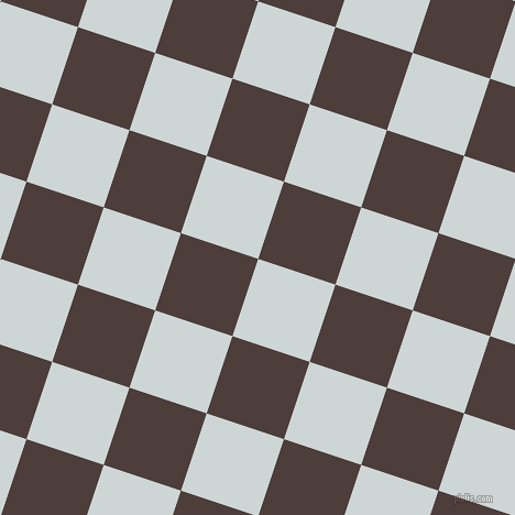 72/162 degree angle diagonal checkered chequered squares checker pattern checkers background, 74 pixel squares size, , Zumthor and Crater Brown checkers chequered checkered squares seamless tileable