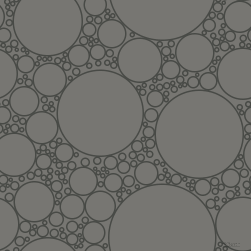 bubbles, circles, sponge, big, medium, small, 3 pixel line width, Armadillo and Dove Grey circles bubbles sponge soap seamless tileable