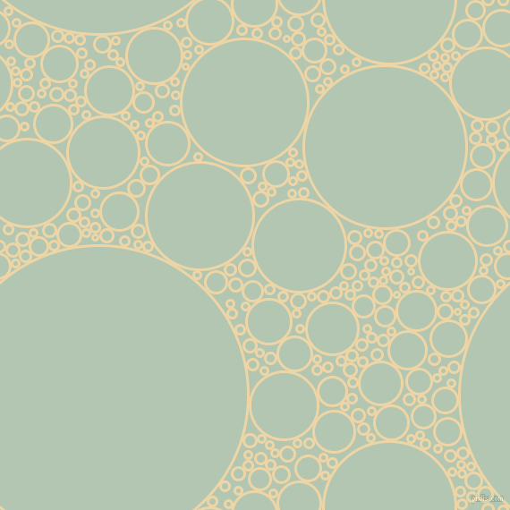 bubbles, circles, sponge, big, medium, small, 3 pixel line width, Astra and Zanah circles bubbles sponge soap seamless tileable