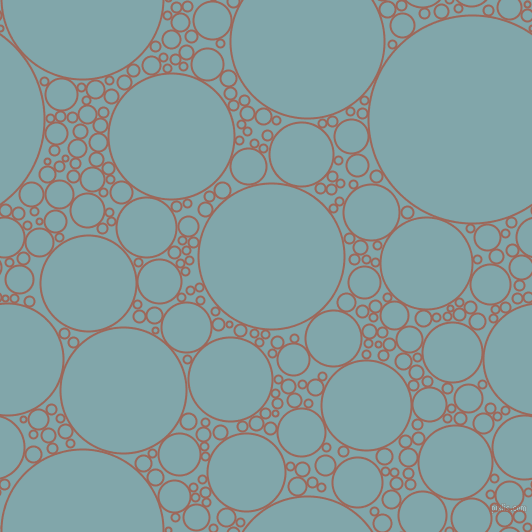 bubbles, circles, sponge, big, medium, small, 2 pixel line width, Au Chico and Ziggurat circles bubbles sponge soap seamless tileable
