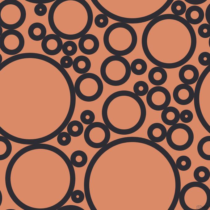 bubbles, circles, sponge, big, medium, small, 17 pixel line widthBastille and Copper circles bubbles sponge soap seamless tileable