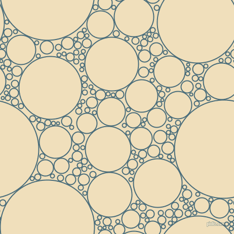 bubbles, circles, sponge, big, medium, small, 2 pixel line width, Bismark and Dutch White circles bubbles sponge soap seamless tileable