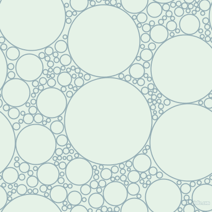 bubbles, circles, sponge, big, medium, small, 2 pixel line width, Botticelli and Polar circles bubbles sponge soap seamless tileable