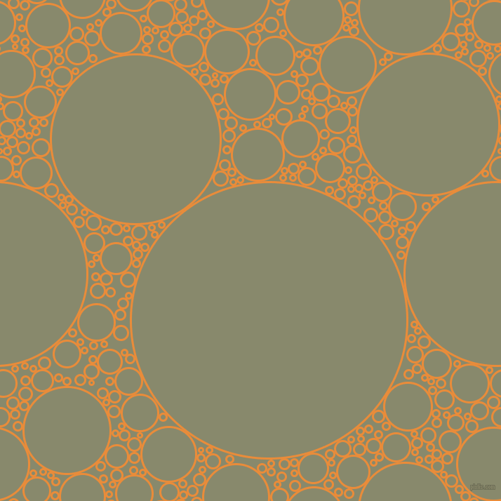 bubbles, circles, sponge, big, medium, small, 3 pixel line width, California and Bitter circles bubbles sponge soap seamless tileable