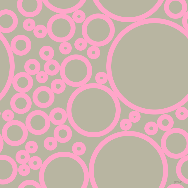 bubbles, circles, sponge, big, medium, small, 17 pixel line widthCarnation Pink and Tana circles bubbles sponge soap seamless tileable