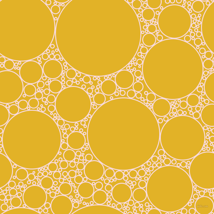 bubbles, circles, sponge, big, medium, small, 3 pixel line width, Carousel Pink and Gold Tips circles bubbles sponge soap seamless tileable
