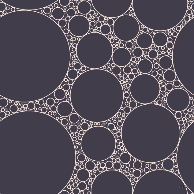bubbles, circles, sponge, big, medium, small, 2 pixel line width, Chablis and Grape circles bubbles sponge soap seamless tileable