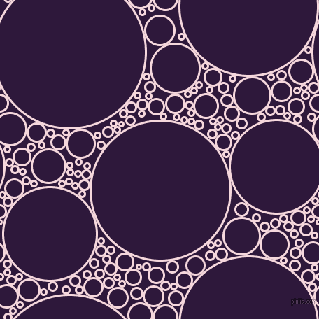 bubbles, circles, sponge, big, medium, small, 3 pixel line width, Cherub and Blackcurrant circles bubbles sponge soap seamless tileable
