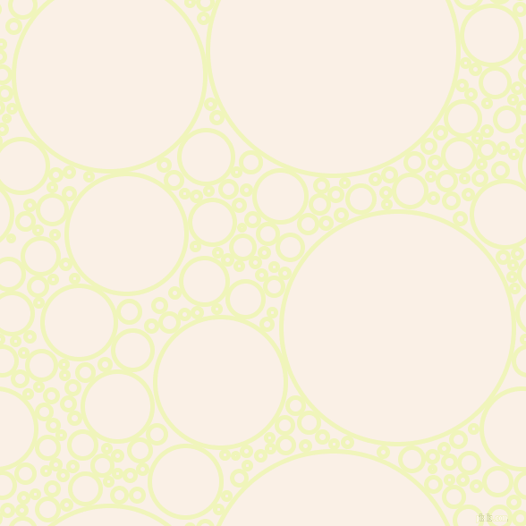 bubbles, circles, sponge, big, medium, small, 5 pixel line width, Chiffon and Linen circles bubbles sponge soap seamless tileable