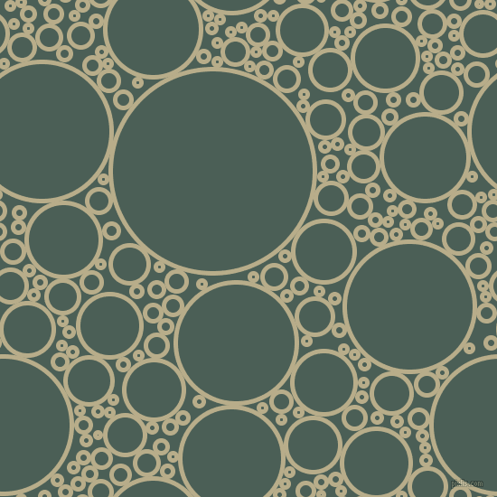 bubbles, circles, sponge, big, medium, small, 5 pixel line width, Chino and Viridian Green circles bubbles sponge soap seamless tileable