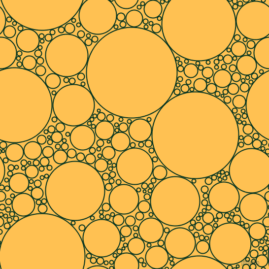 bubbles, circles, sponge, big, medium, small, 2 pixel line width, Dark Green and Golden Tainoi circles bubbles sponge soap seamless tileable