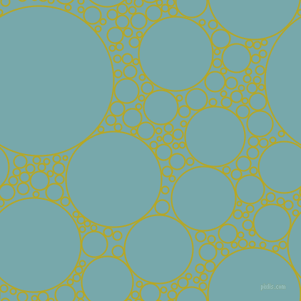 bubbles, circles, sponge, big, medium, small, 2 pixel line width, Earls Green and Neptune circles bubbles sponge soap seamless tileable