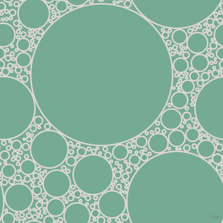 bubbles, circles, sponge, big, medium, small, 5 pixel line width, Gallery and Acapulco circles bubbles sponge soap seamless tileable