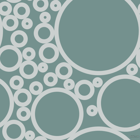 bubbles, circles, sponge, big, medium, small, 17 pixel line width, Geyser and Juniper circles bubbles sponge soap seamless tileable