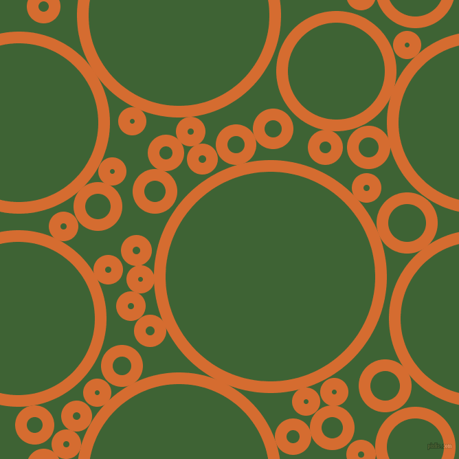 green and gold wallpaper
