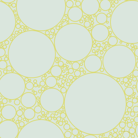 bubbles, circles, sponge, big, medium, small, 3 pixel line widthGoldenrod and Swans Down circles bubbles sponge soap seamless tileable