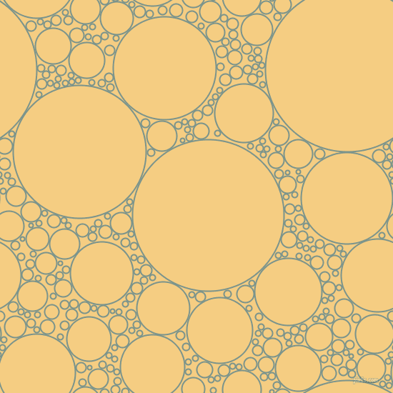 bubbles, circles, sponge, big, medium, small, 2 pixel line width, Granny Smith and Cherokee circles bubbles sponge soap seamless tileable