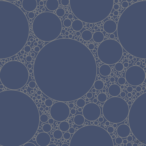 bubbles, circles, sponge, big, medium, small, 2 pixel line width, Grey and East Bay circles bubbles sponge soap seamless tileable