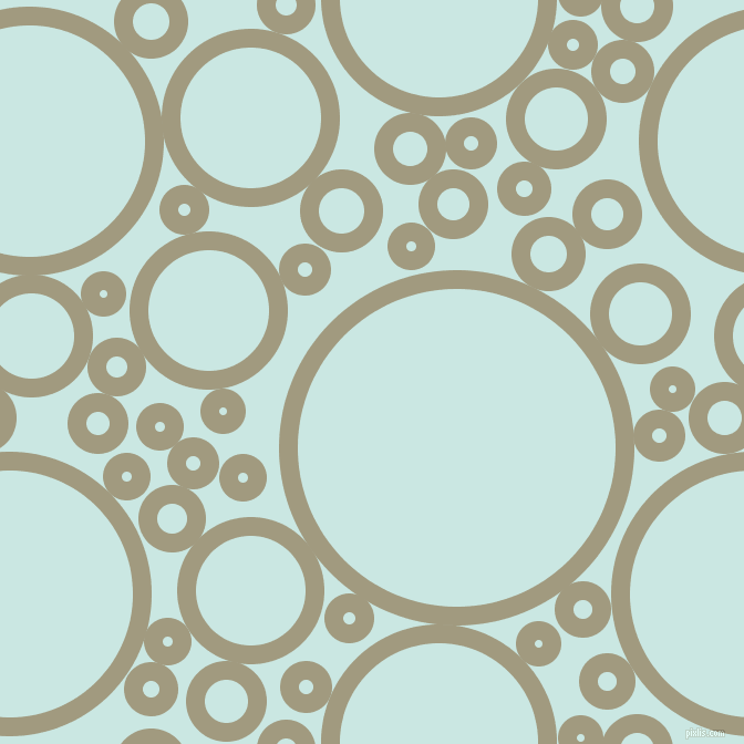 bubbles, circles, sponge, big, medium, small, 17 pixel line width, Grey Olive and Jagged Ice circles bubbles sponge soap seamless tileable