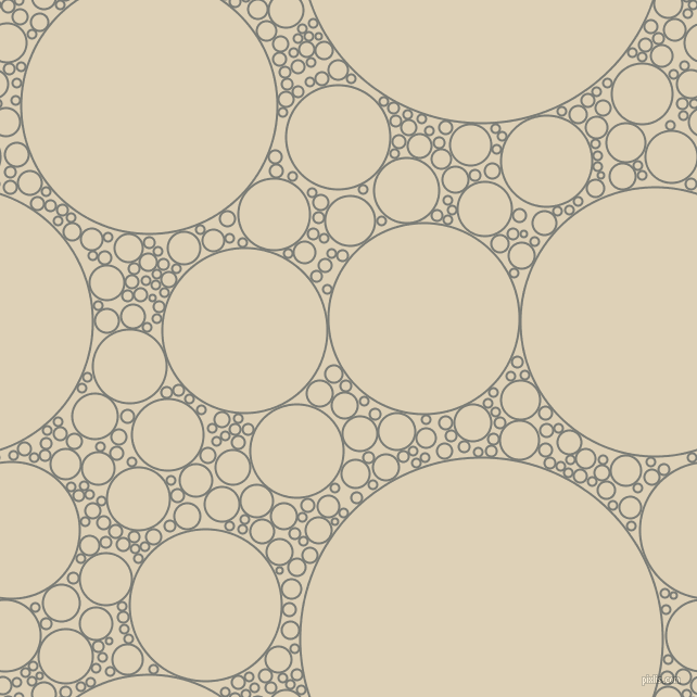bubbles, circles, sponge, big, medium, small, 2 pixel line width, Gunsmoke and Spanish White circles bubbles sponge soap seamless tileable