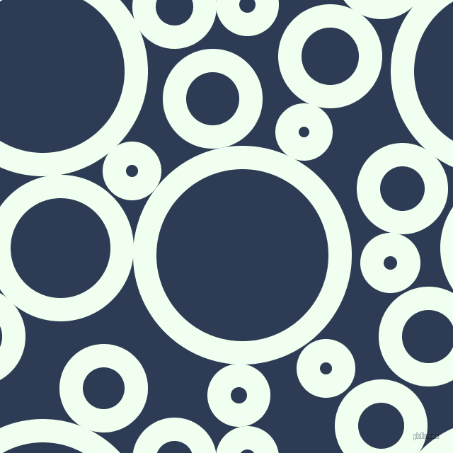 bubbles, circles, sponge, big, medium, small, 33 pixel line width, Honeydew and Madison circles bubbles sponge soap seamless tileable