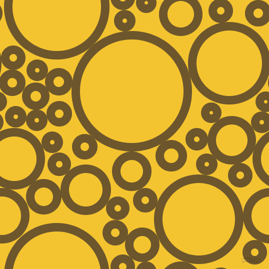 bubbles, circles, sponge, big, medium, small, 17 pixel line width, Horses Neck and Saffron circles bubbles sponge soap seamless tileable