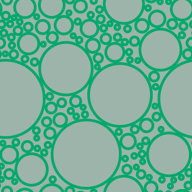 bubbles, circles, sponge, big, medium, small, 9 pixel line width, Jade and Skeptic circles bubbles sponge soap seamless tileable