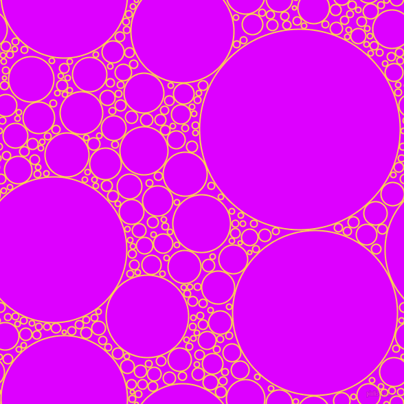 bubbles, circles, sponge, big, medium, small, 2 pixel line width, Kournikova and Psychedelic Purple circles bubbles sponge soap seamless tileable