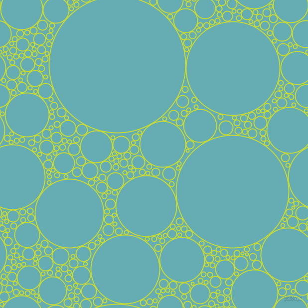 bubbles, circles, sponge, big, medium, small, 2 pixel line widthLas Palmas and Fountain Blue circles bubbles sponge soap seamless tileable